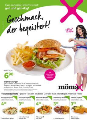 mömax Restaurantgutscheine
