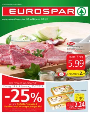 Eurospar Wien & Niederösterreich & Burgenland