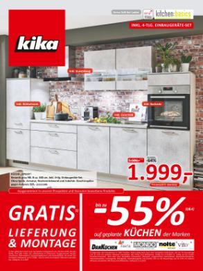 kika Küchenspezial