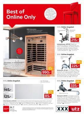 XXXLutz Online Only