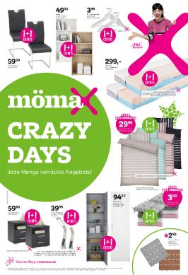 mömax Crazy Days