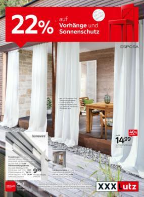 XXXLutz Vorhänge & Sonnenschutz