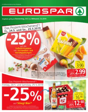 Eurospar Wien, Niederösterreich & Burgenland
