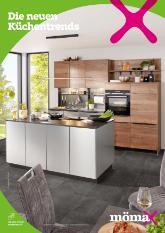 mömax Küchen Jahresprospekt