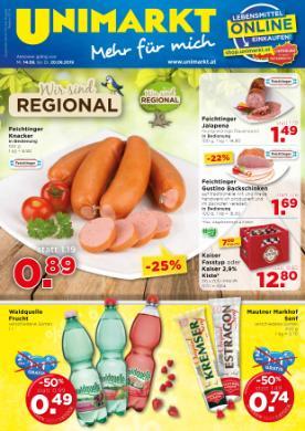 Unimarkt Oberösterreich - Innviertel
