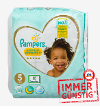 Pampers baby-dry / premium protection Windeln oder Pants