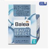 Balea Beauty Effect Tages- oder Nachtpflege