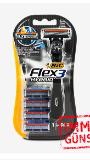 BiC Flex3 Hybrid Rasierapparat + 4 Klingen