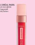 LOreal LE MACARON Lippenstift