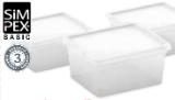SIMPEX Basic Kunststoffboxen