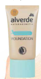 alverde Make-Up Sensitive 30 ml Farben sort.