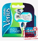 Gillette Venus extra smooth Rasierklingen