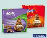 Milka, Daim, Toblerone