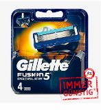 Gillette Fusion 5 ProGlide Rasierklingen