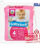 babylove Premium-Windeln Gr. 2 – 6+