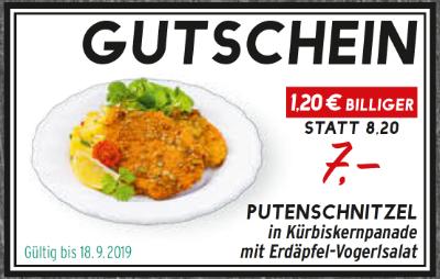 Putenschnitzel