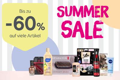 Bis zu -60% Summer Sale